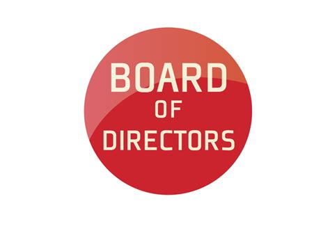 board of directors isma home page