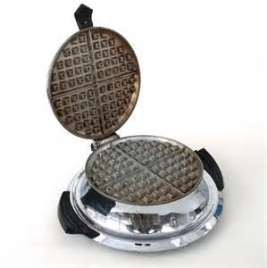 Vintage Waffle Iron