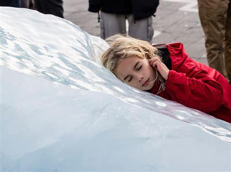 ice  artwork studio olafur eliasson
