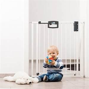 Sécurité Fenêtre Bébé Sans Percer : barri re de s curit easy lock metal blanc sans percer ~ Premium-room.com Idées de Décoration