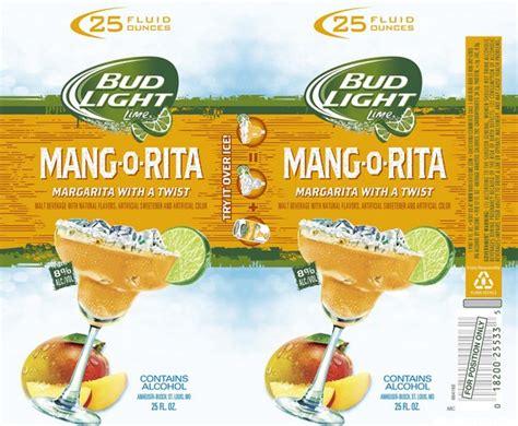 bud light rita new flavors bud light lime mang o rita beerpulse