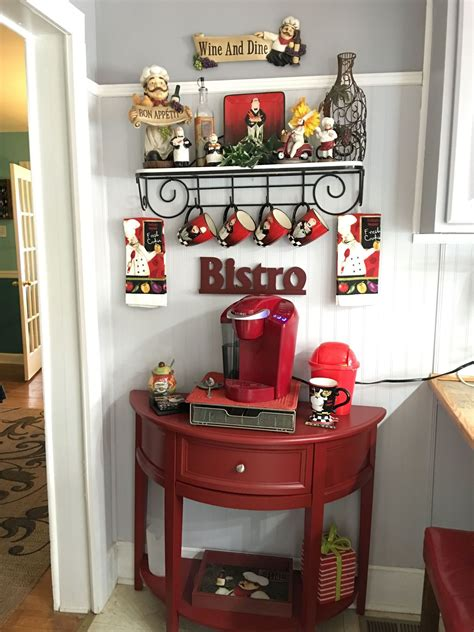 Coffee shop themed kitchen decorating ideas. Simple Kitchens Kitchen Theme Decor Cute Themes Ideas Girly Popular Small Rustic Diy Modern Cafe ...