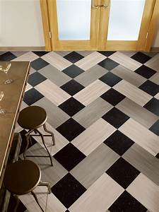Armstrong striations is bio based bbt resilient flooring for Plastic floor carpet designs