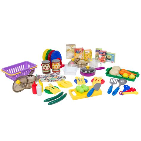 childrens kitchen accessories deluxe children kitchen cooking pretend play set with 2170