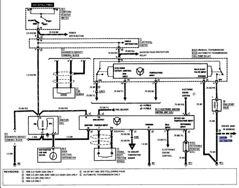 Mercede E280 Wiring Diagram by I A 1992 Mercedes 230te W124 In Which There Is No