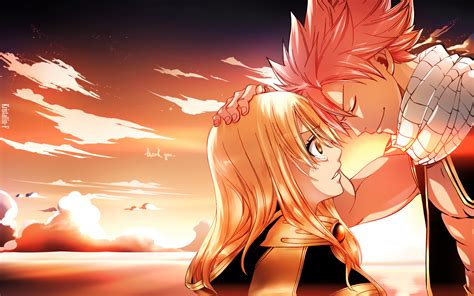 natsu  lucy fairy tail hd wallpaper background