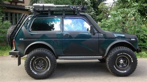 114 Best Images About Lada Niva 4x4 On Pinterest