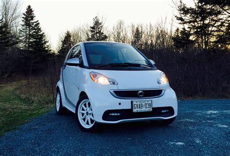 2018 Smart Fortwo Electric Drive Review The Truth About Cars