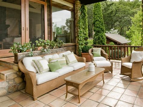 Images Of Outdoor Patios patio tiles hgtv