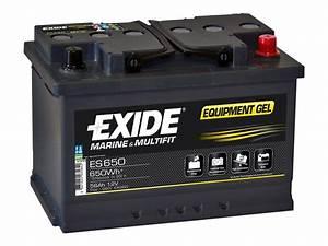 Batterie Exide Gel : battery 12v 56ah exide equipment gel es650 akumulatory special batteries exide exide ~ Medecine-chirurgie-esthetiques.com Avis de Voitures