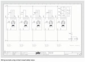 Pilz Automation Safety  Wiring  Contact Vs  Electronic