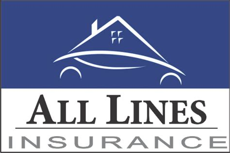Create a new and personalized insurance company logo with the graphicsprings free logo editor. All Lines Insurance - Spokane WA 99206 | 509-928-1111 | Car Insurance