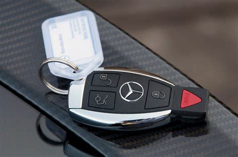 Mercedes-benz Key Fob Replacement