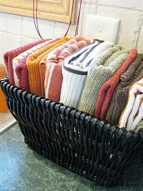 pretty ways  organize  baskets  cultivated nest