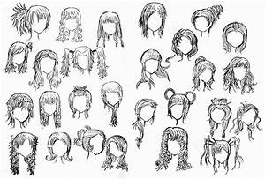 Anime Chibi Girl Hairstyles | Hairstyles Ideas