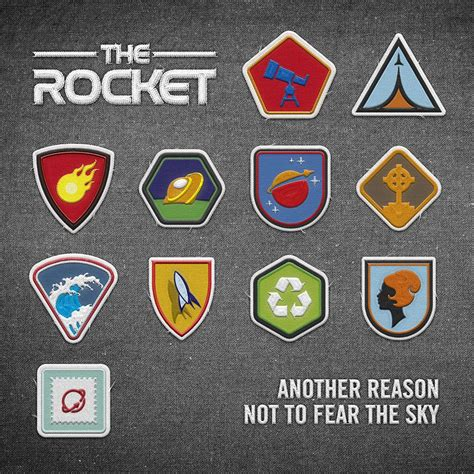 Album Review The Rocket  Another Reason Not To Fear The Sky (self Released) Games