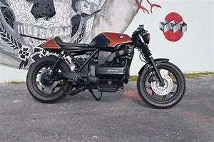 Bmw K 100 Cafe Racer : bmw k100 cafe racer by weston customs bikebound ~ Jslefanu.com Haus und Dekorationen