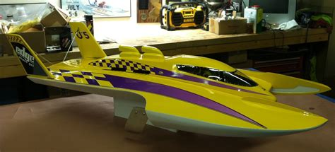 Large Rc Gas Boats For Sale by Rc Boat Company 1 8 Scale Epoxy Fiberglass Unlimited