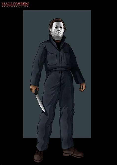 michael myers resurrection by gary