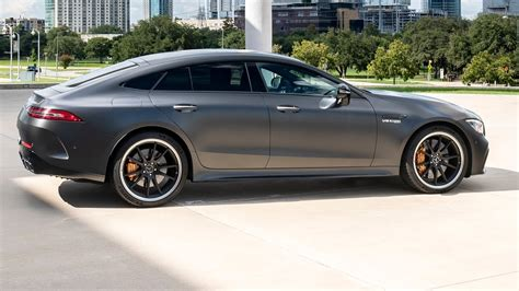 So this has just been priced at £149,950 here, and $169,995 in the us, thats a huge price tag, more expensive then the gtr. 2019 Mercedes-AMG GT 63 S - The World's Four-Door Fastest Sedan! - YouTube