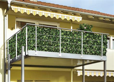 balkon sichtschutz seitlich sichtschutz balkon seitlich pflanzen carprola for