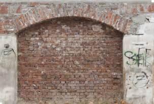 brick modern light beige texture brown archway