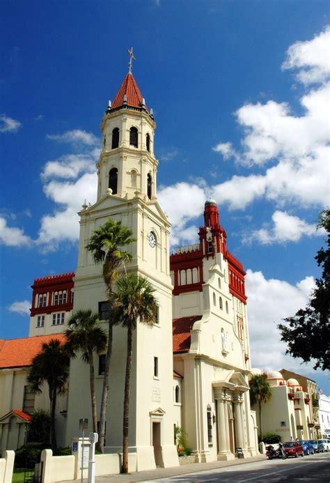 Cna In St Augustine Fl by Cathedral Basilica Of St Augustine The Cathedral