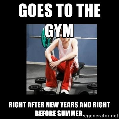 New Year S Gym Meme - new year memes pinterest image memes at relatably com