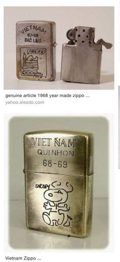 snoopy vietnam zippo lighters images zippo