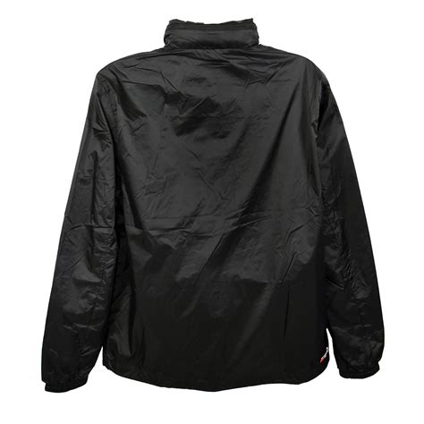 Is size small height 5'8. Official Scuderia Ferrari Men's Black Hooded Rain Jackets - Racing Hall of Fame Collection