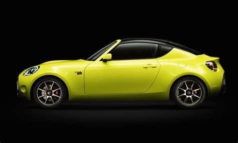 Toyota S toyota s fr concept previews possible entry level sports