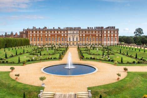 privy garden hampton court palace historic royal palaces