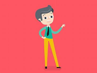 Teach Gifs Project Animated Animation Tes Character