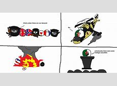 The Algerian Hostage Crisis polandball