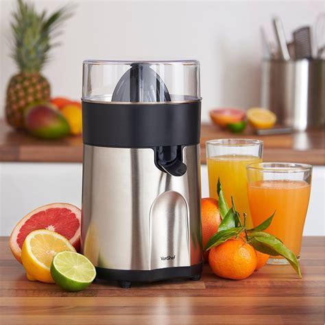 citrus juicer electric vonshef premium volts 85w catalog additional electronics