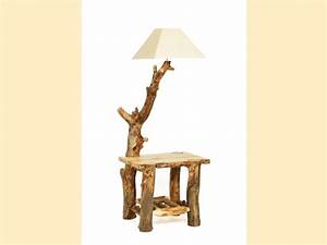 Rustic wooden floor lamp lamps ideas for Target rustic floor lamp