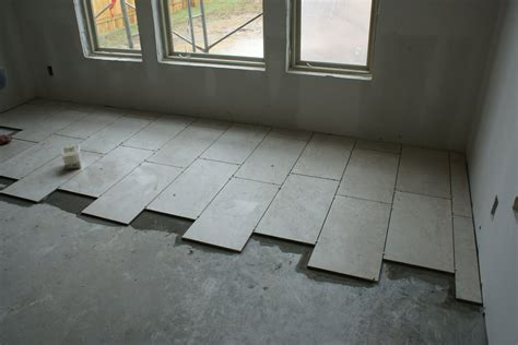 Laying Floor Tiles Style ? Contemporary Tile Design Ideas
