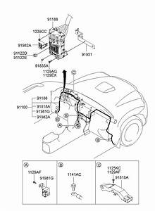 9198226000 - Hyundai Box Assembly