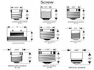 l bulb socket types images