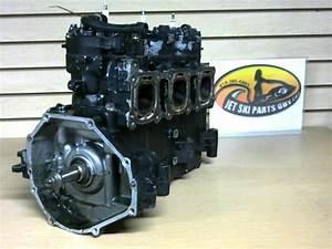 1995 Yamaha 1100 Engine Great Compression 130lbs X3 63m-w0090-00-4d