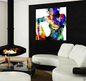 Tableau Salon Design : artwall and co vente tableau design d coration maison ~ Teatrodelosmanantiales.com Idées de Décoration