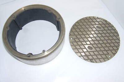 mansfield material handling prostore zurn cleanout drain adjustable floor cover 7 1 4 quot dia