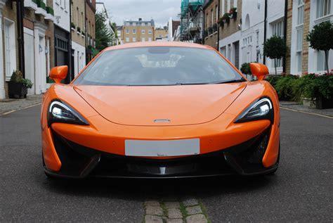 McLaren 570S Coupe - SOLD - Rikon London