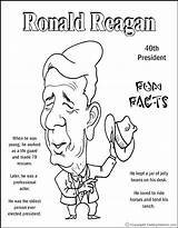 Coloring Pages Ronald Presidents Mcdonald Mcdonalds President Reagan Sign Template Clipart Freekidscrafts Colouring Contributor Library Templates sketch template