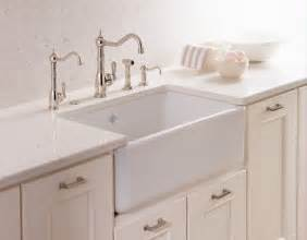 farmhouse faucet kitchen rohl shaws classic modern apron front single bowl fireclay kitchen sink farmhouse kitchen