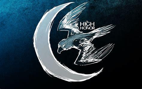 spoilers  high  honor house arryn sigil
