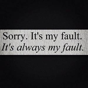 APOLOGIZE QUOTES TUMBLR image quotes at hippoquotes.com