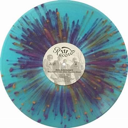 Royal Blues Century American Vinyl Rockadrome 20th