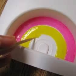 Neon Rainbow Soap Queen