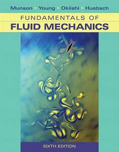 Fundamentals Of Fluid Mechanics Munson Solution Manual 6th